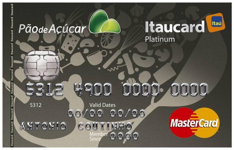Divulgação: Pão de Açúcar ItaúCard 2.0 Gold