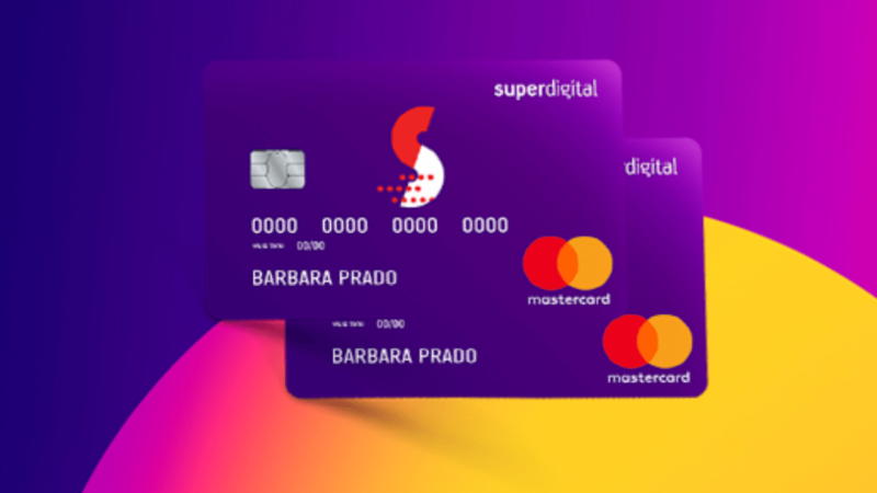 Divulgação: Cartão Super Digital