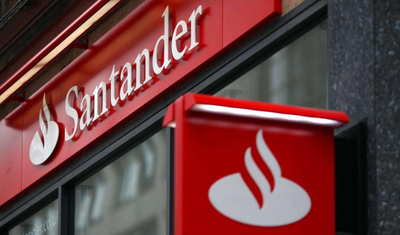 Divulgação: Santander