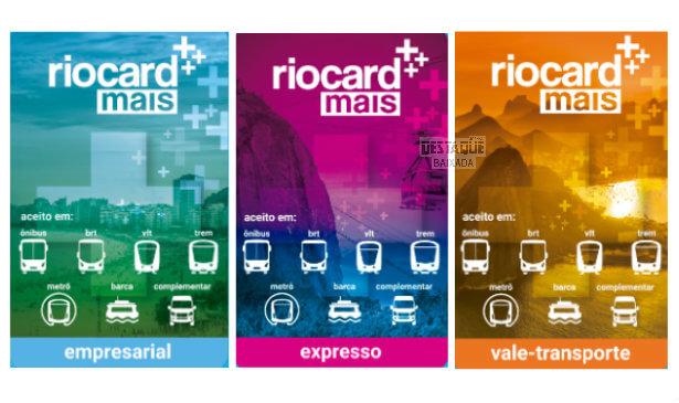 Divulgação: RioCard