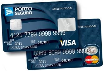 Porto Seguro - cartões
