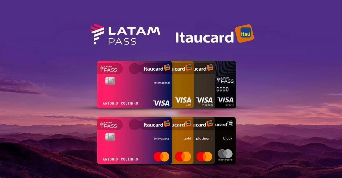 Cartão Latam Pass Itaucard