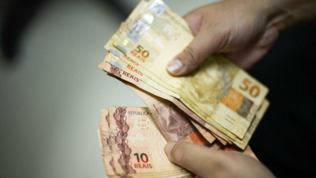 dinheiro de volta