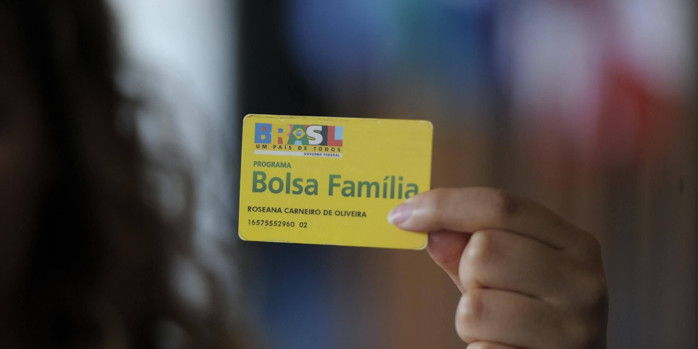 Divulgação: Bolsa Família
