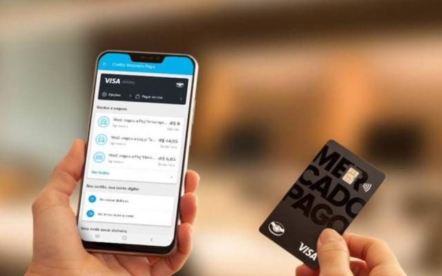 Cartão de crédito Mercado Pago