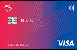 Cartão de crédito Bradesco Neo