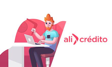 Empréstimo Ali Crédito