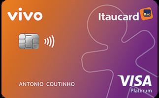 Cartão de crédito Vivo